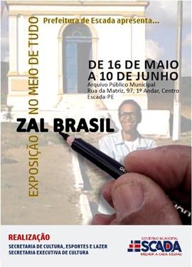 Prefeito Lucrécio Gomes anuncia exposição ZAL BRASIL-2016